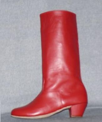 Custom Ukrainian Boot